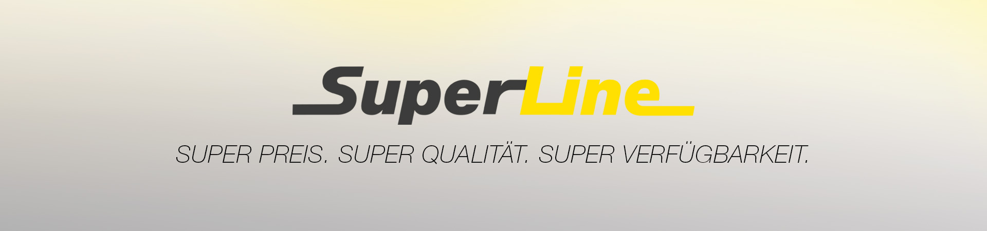 Auszugsprogramm SuperLine